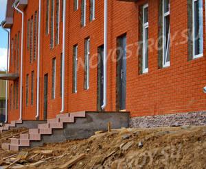 Малоэтажный ЖК «Кембридж»: ход строительства 3 очереди