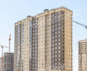 ЖК «Люберцы 2017»: ход строительства корпуса 28 (фото из группы «Вконтакте»)