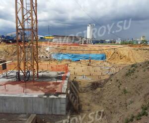 Квартал «Новые Котельники»: ход строительства корпуса 2