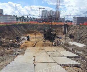 Квартал «Новые Котельники»: ход строительства корпуса 3