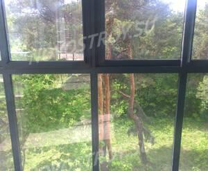 ЖК «Дом Серебряный бор»: вид из окна