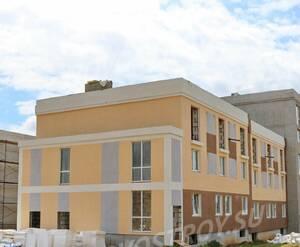 Малоэтажный ЖК «Малина»: ход строительства корпуса 1.2