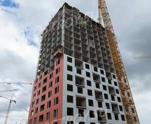 ЖК «Саларьево Парк»: ход строительства корпуса 8