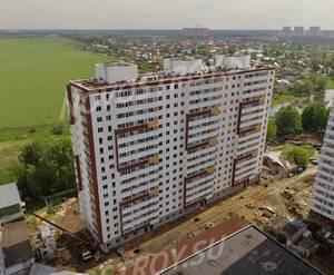 ЖК «Квартал Лукино»: ход строительства корпуса 8