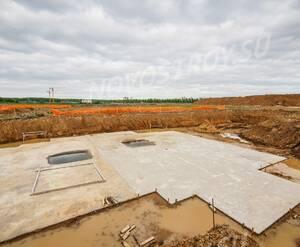 ЖК «Город-событие «Лайково»: ход строительства дома 22