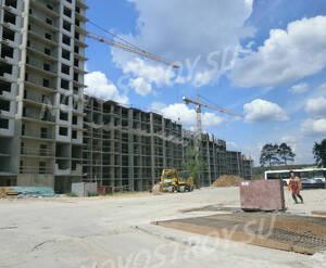 ЖК «Новогиреевский»: ход строительства корпуса 2