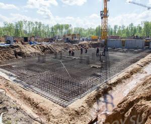 ЖК «Измайловский лес»: ход строительства корпуса 1.1