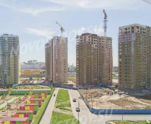 Жилой комплекс «Коллонтай, 2»: ход строительства