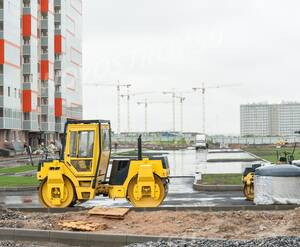 ЖК «Мурино 2017»: ход строительства корпуса 1,2