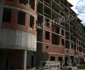 ЖК «Премьер Палас»: ход строительства корпуса В4-3