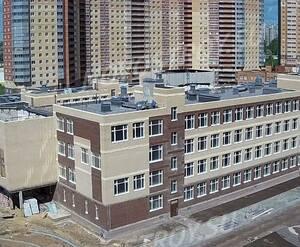 ЖК «Новое Мурино»: ход строительства школы