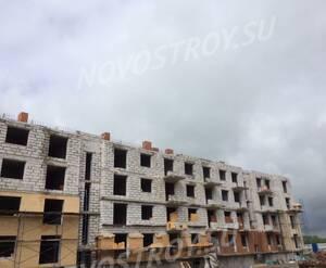 Малоэтажный ЖК «Итальянский квартал»: ход строительства корпуса 3
