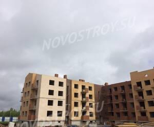 Малоэтажный ЖК «Итальянский квартал»: ход строительства корпуса 4