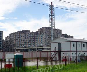 ЖК «Vesna»: тепловая станция.