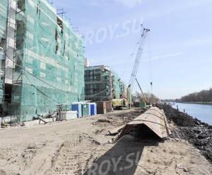 ЖК «Stockholm»: ход строительства корпуса 1