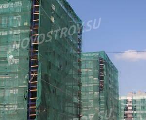 ЖК «Крестовский de luxe»: ход строительства