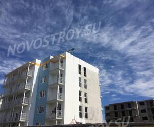 ЖК «84 высота»: ход строительства корпуса 2 из группы Вконтакте