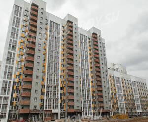 ЖК «Люберецкий»: ход строительства корпуса 10