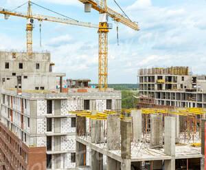ЖК «Новокрасково»: ход строительства дома 3