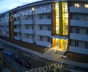 Малоэтажный ЖК «Ленинские горки»: готовый корпус (фото из группы «Вконтакте»)