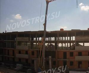 Малоэтажный ЖК «Ленинские горки»: ход строительства (фото из группы «Вконтакте»)