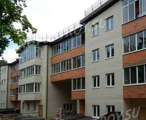 Малоэтажный ЖК «Донской» (Сергиев-Посад): ход строительства корпуса 1