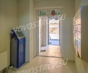ЖК «Квартал Гальчино»: выход из подъезда