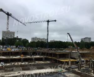 ЖК «Резиденции кинематографистов»: ход строительства 1 очереди