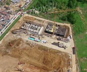 ЖК «Столичные поляны»: ход строительства