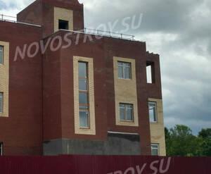 Малоэтажный ЖК «Остров Эрин»: ход строительства дома 12 (фото из группы «Вконтакте»)