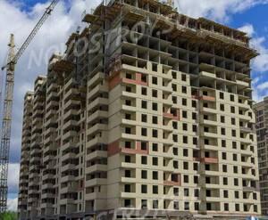ЖК «Новое Медведково»: ход строительства (фото из группы «Вконтакте»)