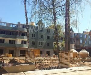 ЖК «Первый Юбилейный»: ход строительства (фото из группы «Вконтакте»)
