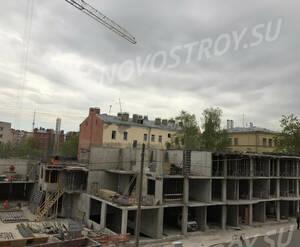 Жилой комплекс «Marco Polo»: ход строительства