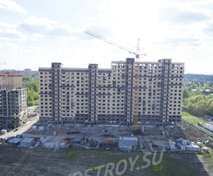 ЖК «Лукино-Варино»: ход строительства корпуса 3