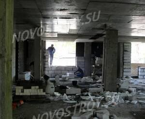 ЖК «Квартал Европа»: внутренние работы (фото из группы «Вконтакте»)