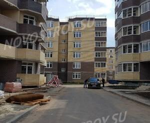 ЖК «Квартал Европа»: внутриквартальный проезд (фото из группы «Вконтакте»)