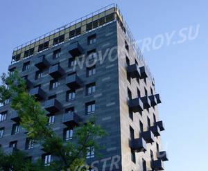ЖК «Клубный дом «Концепт House»: строительство верхних этажей