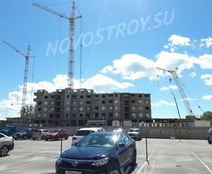 ЖК «Шушары» (Пушкинская): ход строительства корпуса 40.2
