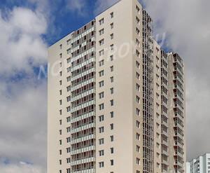 ЖК «Новая Охта»: ход строительства дома 38