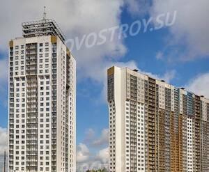 ЖК «Шуваловский»: ход строительства дома 6