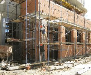 ЖК «Граф Орлов»: ход строительства корпуса Пигмент 3