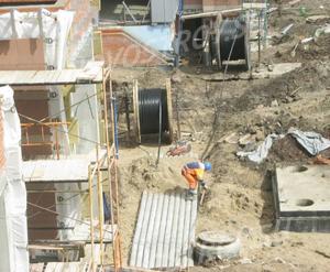 ЖК «Граф Орлов»: ход строительства корпуса Пигмент 5