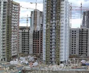 ЖК «Вернисаж»: ход строительства дома 7