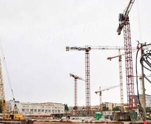 ЖК «Палацио»: ход строительства 1 очереди