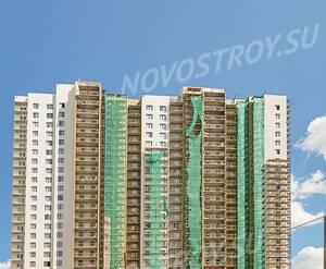 ЖК «София»: ход строительства дома 23