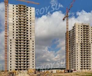 ЖК «Цветной город»: ход строительства дома 1