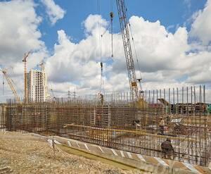 ЖК «Цветной город»: ход строительства дома 6