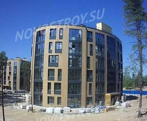 Cанаторно-курортный комплекс «Светлый мир «Внутри»: ход строительства корпуса 9Б