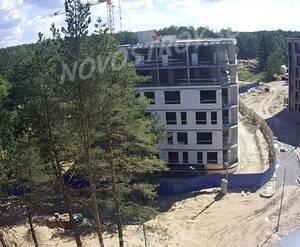 Cанаторно-курортный комплекс «Светлый мир «Внутри»: ход строительства корпуса 16