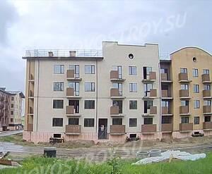 Малоэтажный ЖК «Итальянский квартал»: ход строительства корпуса 1,2